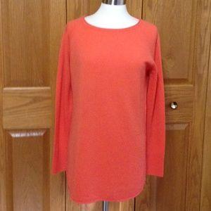 Halogen Sweaters - HALOGEN - Shirttail Tunic Sweater - NWT